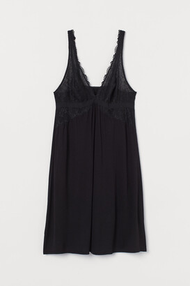 H&M Nightgown with Lace