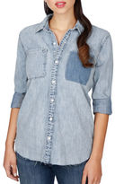 Lucky Brand Long Sleeve Denim Shirt