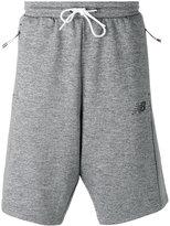New Balance Tech sports shorts - men - Nylon/Polyester/Spandex/Elastane - S