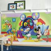 Disney Mickey Mouse Clubhouse Capers Chair Rail 10.5-Foot x 6-Foot Mural
