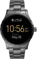 Fossil Q Marshal Stainless Steel Bracelet Touch Screen Smart Watch