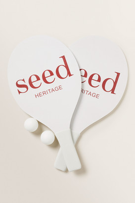 Seed Heritage Seed Logo Beach Bat