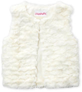 Flapdoodles Girls 4-6x) Faux Fur Vest