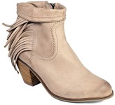 Thumbnail for your product : Sam Edelman Booties - Louie Fringe