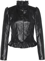 Vivetta Caracas Leather Jacket