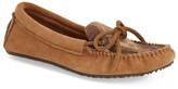 Manitobah Mukluks Canoe Suede & Wool Moccasin