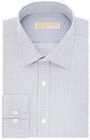 MICHAEL Michael Kors Regular-Fit Cotton Dress Shirt