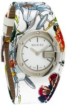 Gucci Flora 104 Series Watch