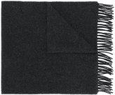 A.P.C. tasseled scarf