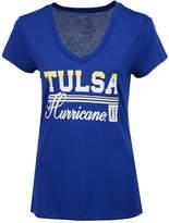 Colosseum Women's Tulsa Golden Hurricane PowerPlay T-Shirt