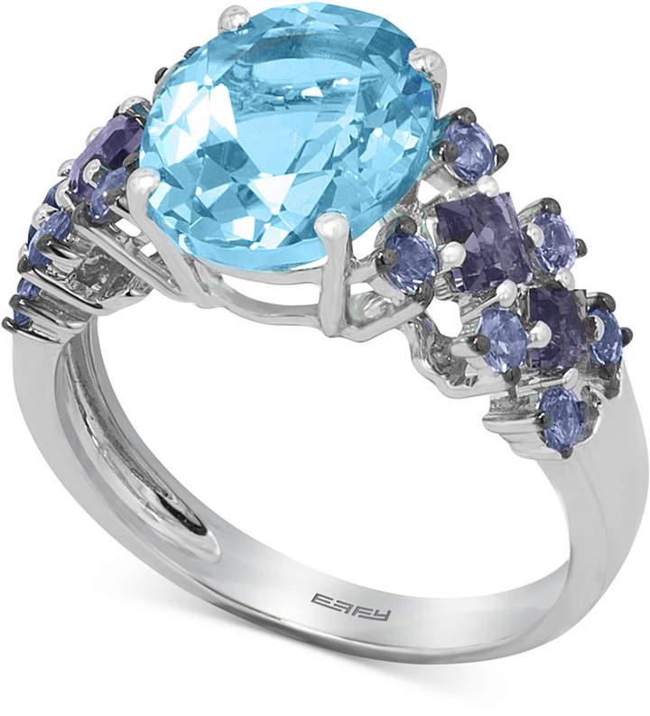 Effy Multi-Stone Ring (5-1/4 ct. t.w.) in 14k White Gold