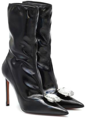 Samuele Failli Embellished ankle boots