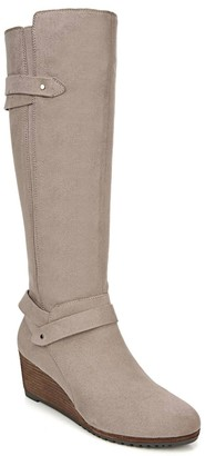Dr. Scholl's Check It Women's Riding Boots