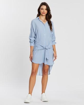 Hemmingway Shirt Dress