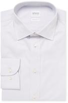 Armani Collezioni Solid Modern Fit Dress Shirt
