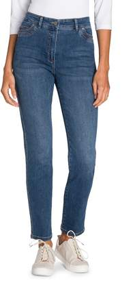 Olsen Slim-Fit Stretch Jeans