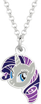 My Little Pony Rarity Face Pendant Necklace