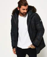 Superdry Fur Trimmed Everest Coat
