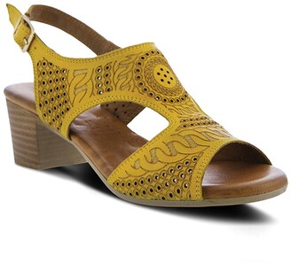 Spring Step Chains Slingback Sandal