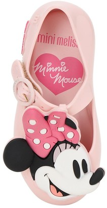 Mini Melissa Minnie Rubber Shoes
