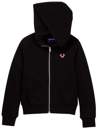 True Religion Branded Hoodie (Big Girls)