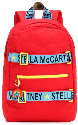 Stella McCartney Quilted backpack