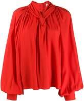 A.W.A.K.E. Mode wide sleeved blouse