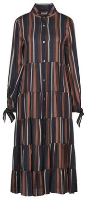 TENAX 3/4 length dress