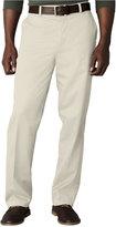 Dockers Signature Khaki Classic Fit Big and Tall Flat Front Pants