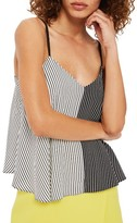 Topshop Women's Mixed Stripe Camisole