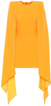 Alex Perry Tucker crepe minidress
