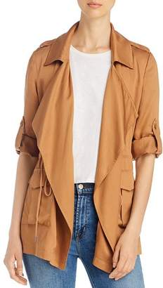 Bagatelle Roll-Sleeve Utility Jacket