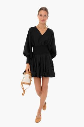Rhode Resort Black Olivia Dress