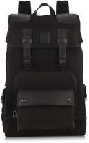 Belstaff Tourmaster Leather Backpack
