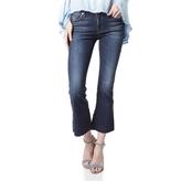 Hudson WMCR545DEW Flare Jeans In Battalion
