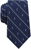 Nautica Men's Grahme Anchor Print Tie