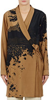 Dries Van Noten Women's Cancun Silk Georgette Robe