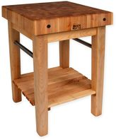 John Boos Pro Prep Block Kitchen Cart