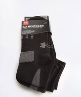 Under Armour Heatgear No Show 3 Pack Socks