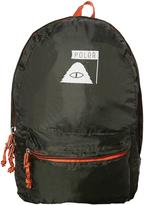 Poler Stuffable Rambler 11l Packable Backpack Green
