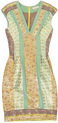 Matthew Williamson Green Dress for Women