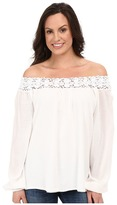 Union of Angels Christa Top Women's Blouse