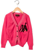 Catimini Girls' Embellished Cardigan
