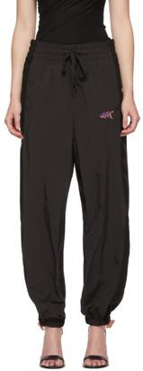 Alexander Wang Black Washed Lounge Pants