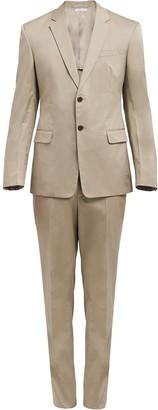 Prada Cotton Twill Slim-Fit Suit