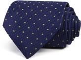 Turnbull & Asser Textured Dot Classic Tie