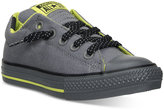 Converse Little Boys' Chuck Taylor High Street Ox Casual Sneakers from Finish Line