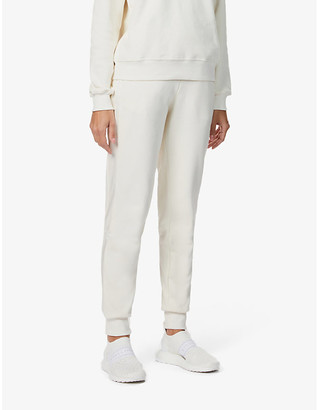 Vaara Esme mid-rise organic-cotton jogging bottoms