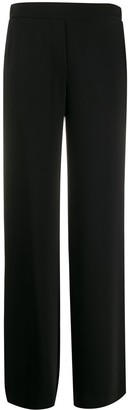 P.A.R.O.S.H. High-Waisted Wide Leg Trousers