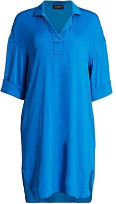 Piazza Sempione Relaxed-Fit Shirt Dress